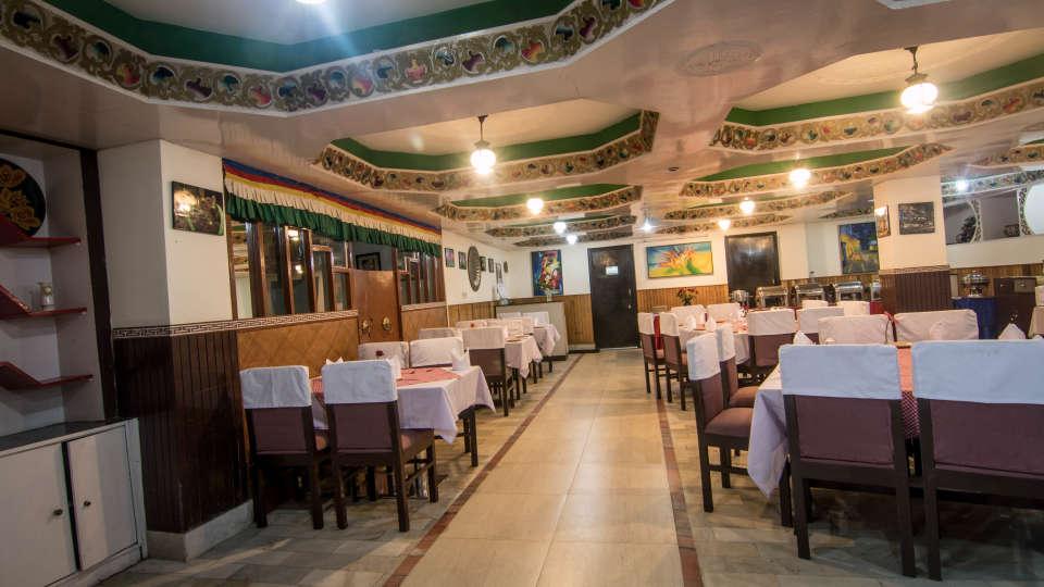 Central Hotel, Gangtok Gangtok wild orchid restaurant central hotels gangtok 2
