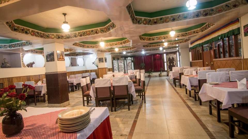 Central Hotel, Gangtok Gangtok wild orchid restaurant central hotels gangtok 6