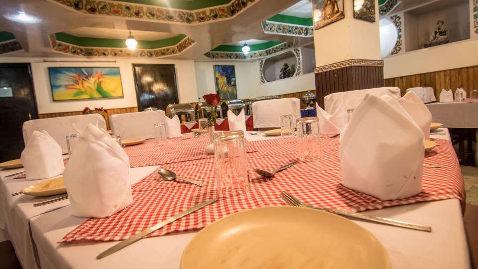 Central Hotel, Gangtok Gangtok wild orchids restaurant central hotel gangtok 3