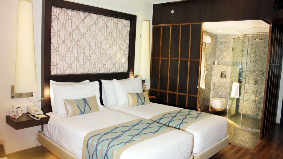 hotel rooms in Lucknow, Club Room at Clarks Avadh, hotel near gomti river in Lucknow, Best Suites in Lucknow
