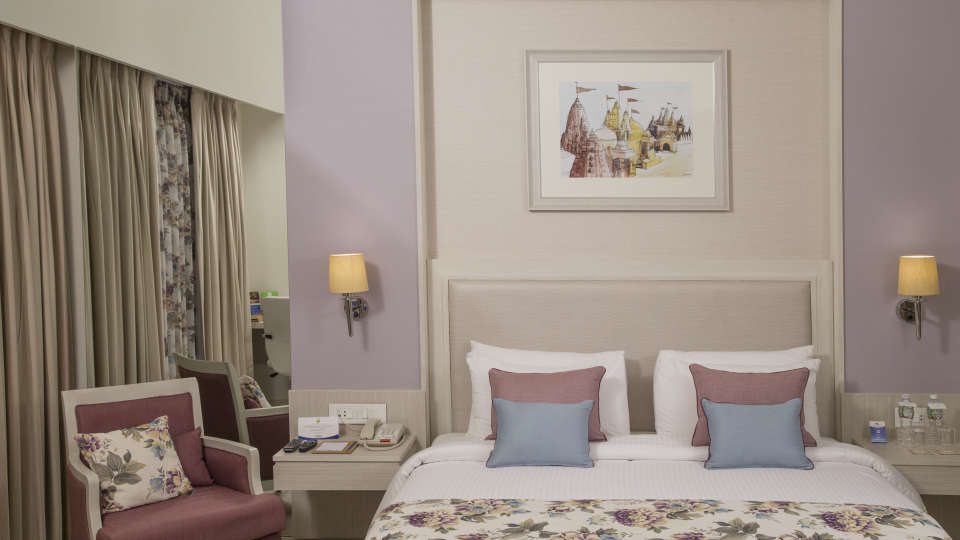 Rooms, Efcee Sarovar Portico, Hotel In Bhavnagar 0123