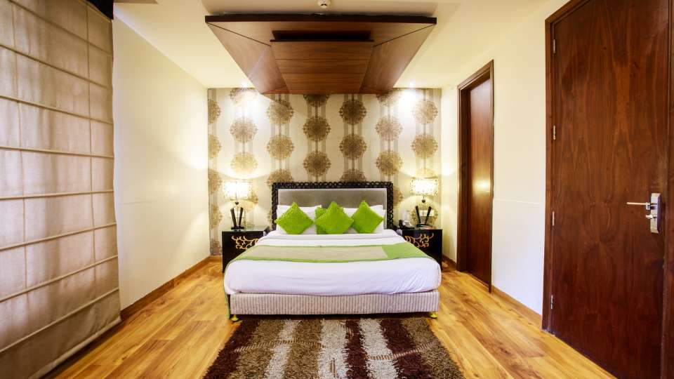 Rooms at Evoke Avaas Lifestyle, Amritsar