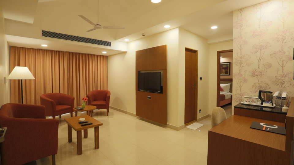 Evoke Lifestyle Candolim, Goa  - Suit room - Evoke Hotels