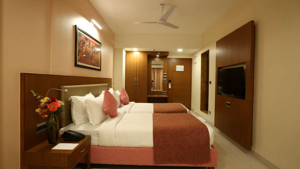 Evoke Lifestyle Candolim, Goa  - Club room  - Evoke Hotels