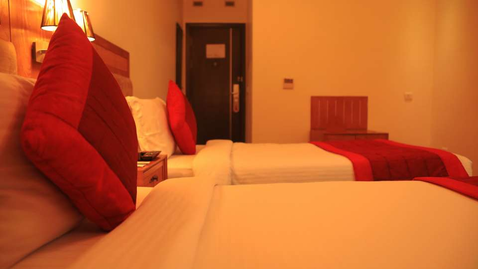Rooms- Evoke Lifestyle Delhi 10