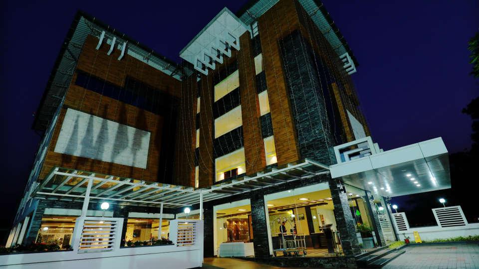Facade 5, Gokulam Park Munnar, Best Hotel in Munnar