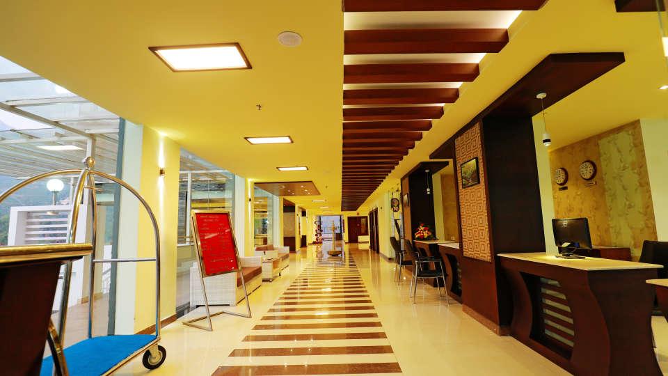 Lobby 2, Gokulam Park Munnar, Best Hotel in Munnar