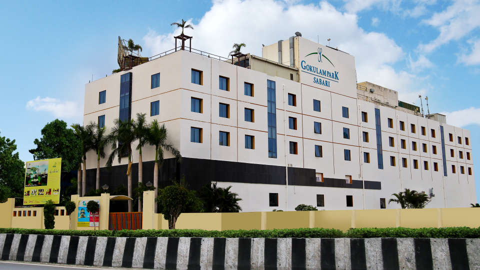 Facade 3, Gokulam Park Sabari, Chennai Hotels