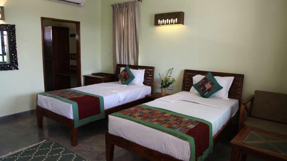 Cottage at Hotel Heritage Resort Hampi