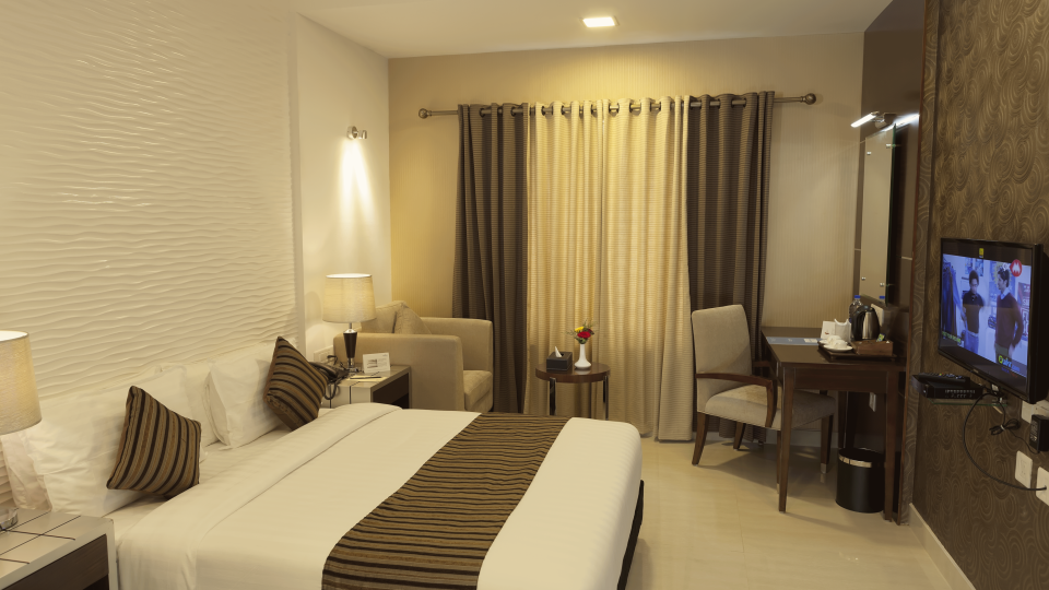 Hotel Abaam, Kochi Cochin Emerald Room Hotel Abaam Kochi