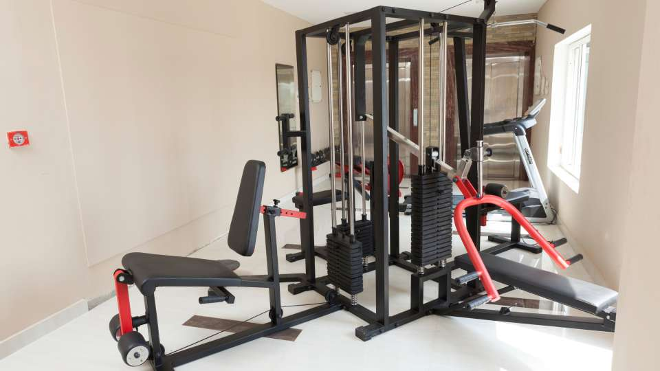 Hotel Abaam, Kochi Cochin Gym Hotel Abaam Kochi