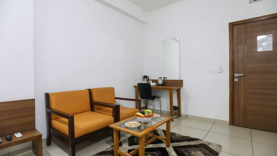 Executive Room at Hotel Ashray Inn Express Airport Road