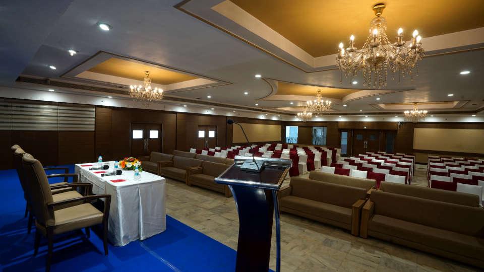 Dharshani Banquet at Hotel Daspalla Visakhapatnam 2