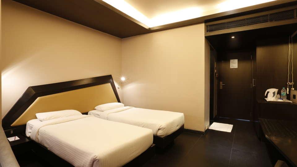 Hotel Dragonfly, Andheri, Mumbai Mumbai Deluxe Room Mumbai