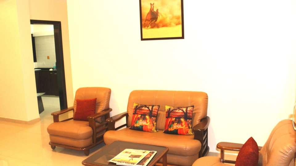 Hotel Dragonfly, Andheri, Mumbai Mumbai Dragonfly Apartments Emerald - I Andheri Mumbai 4