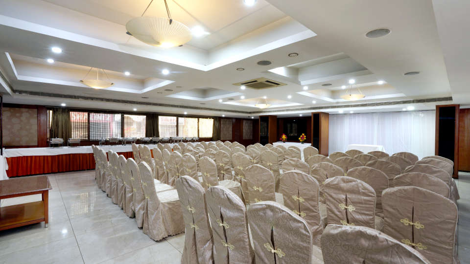 Banquet Halls at Hotel Geetha Regency in Guntur 13