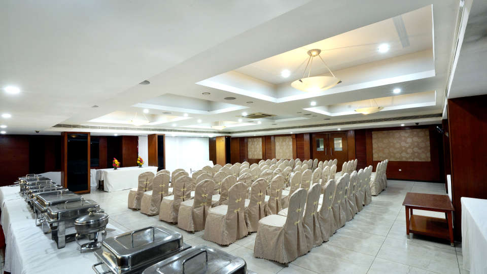 Banquet Halls at Hotel Geetha Regency in Guntur 1