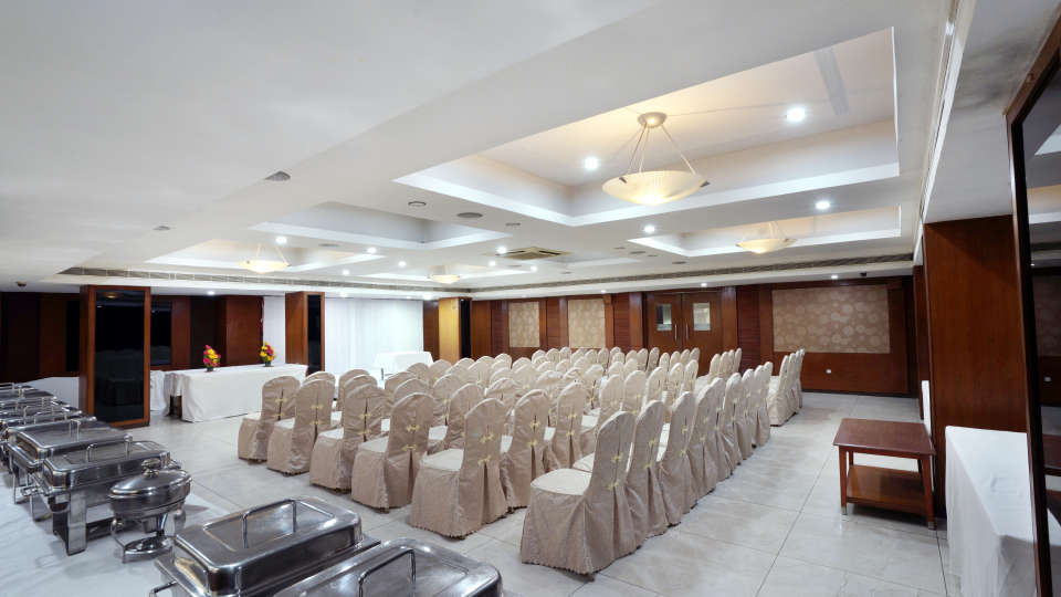 Banquet Halls at Hotel Geetha Regency in Guntur 2