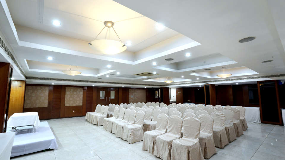 Banquet Halls at Hotel Geetha Regency in Guntur 3