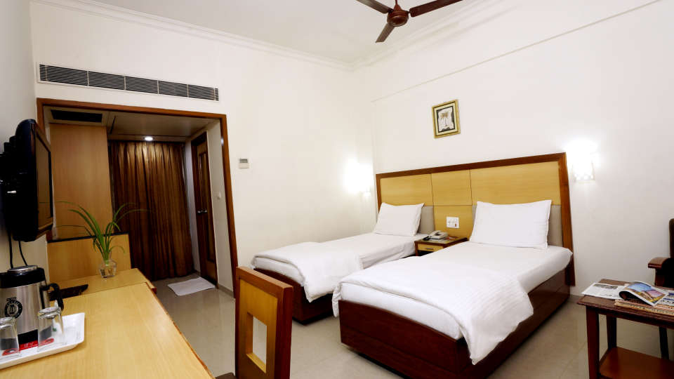 Executive Rooms at Hotel Geetha Regency in Guntur 2