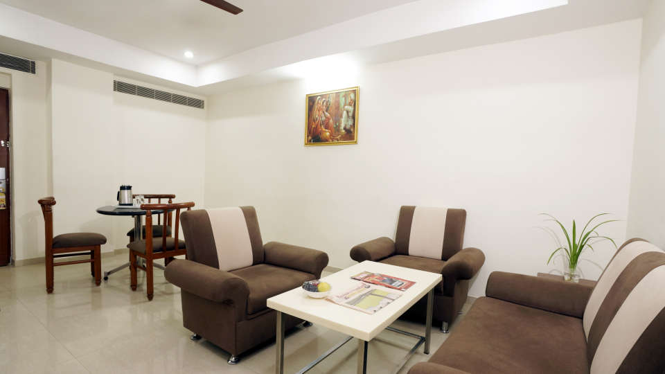 Suite at Hotel Geetha Regency in Guntur 2