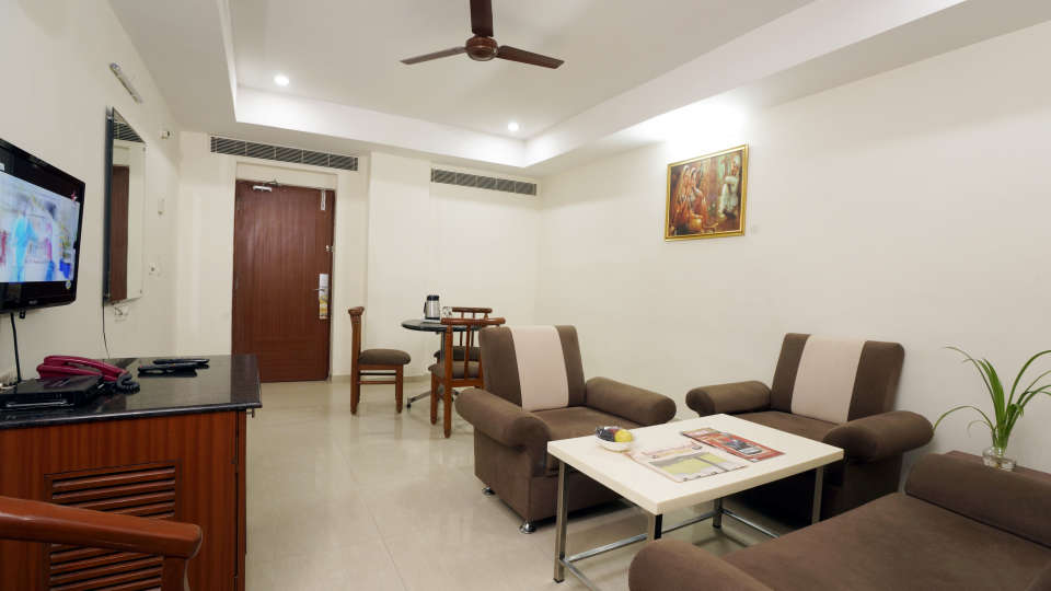 Suite at Hotel Geetha Regency in Guntur 3