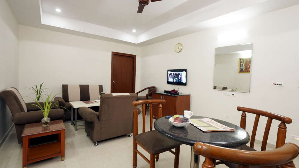 Suite at Hotel Geetha Regency in Guntur 4