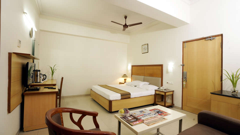 Suite at Hotel Geetha Regency in Guntur 5