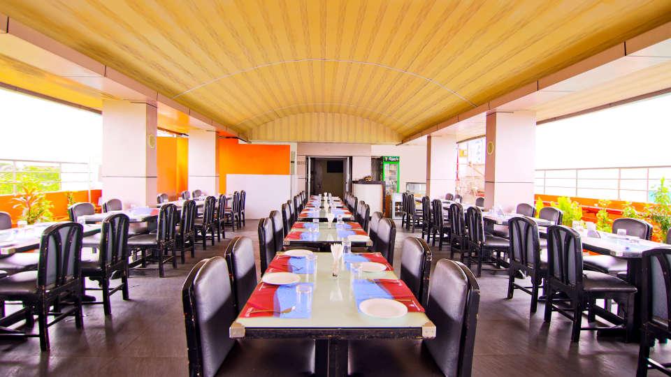 7th Heaven, Hotel Gokulam Park, Chennai, Rooftop Restaurant In Chennai 2622