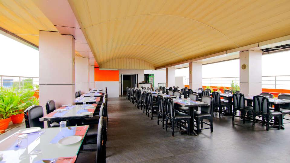 7th Heaven, Hotel Gokulam Park, Chennai, Rooftop Restaurant In Chennai 2625