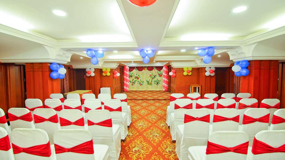 Gayathri, Hotel Gokulam Park, Chennai, Banquet Halls In Chennai 2555