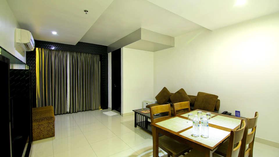 Suites in Chennai, Hotel Gokulam Park Chennai, Stay Near Ashok Road 2473