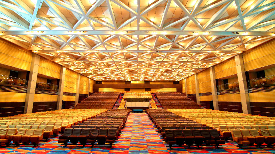Sabari Hall at gokulam park and convention centre kochi , confreence halls in kochi 3