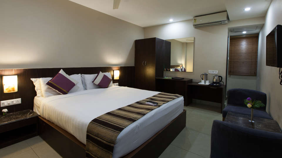 Hotel Grand, Andaman and Nicobar Islands Port Blair Deluxe Rooms Hotel Grand Andaman and Nicobar Islands 2