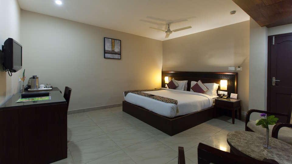 Hotel Grand, Andaman and Nicobar Islands Port Blair Deluxe Rooms Hotel Grand Andaman and Nicobar Islands