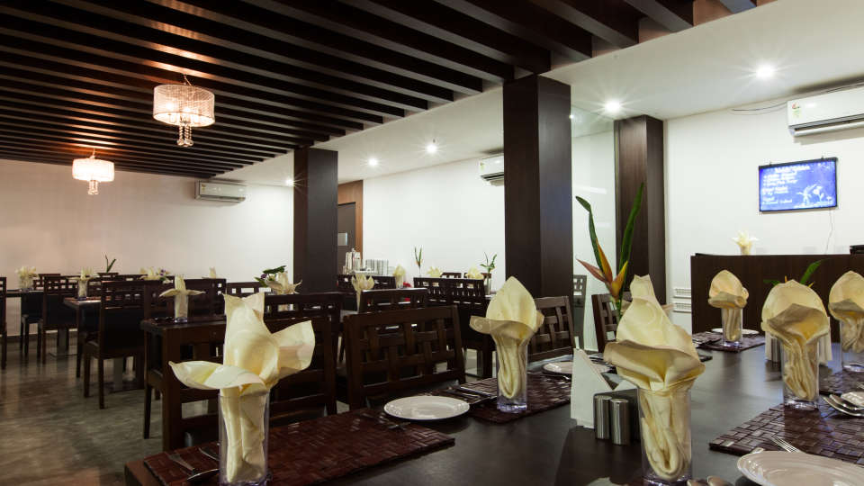 Hotel Grand, Andaman and Nicobar Islands Port Blair Mehek Restaurant Hotel Grand Andaman and Nicobar Islands 4