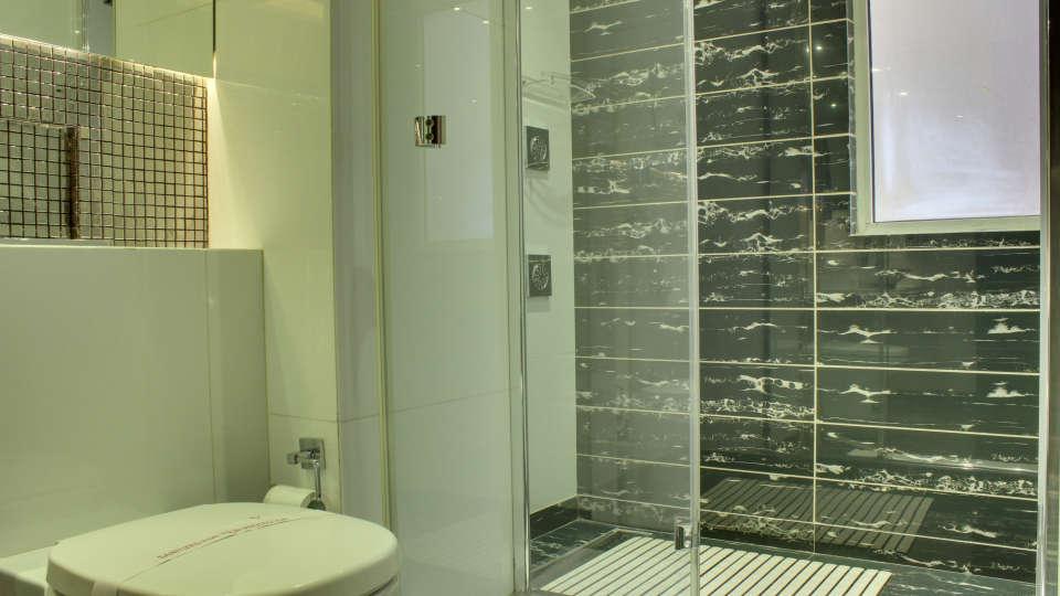 Washroom Grand Godwin New Delhi 5