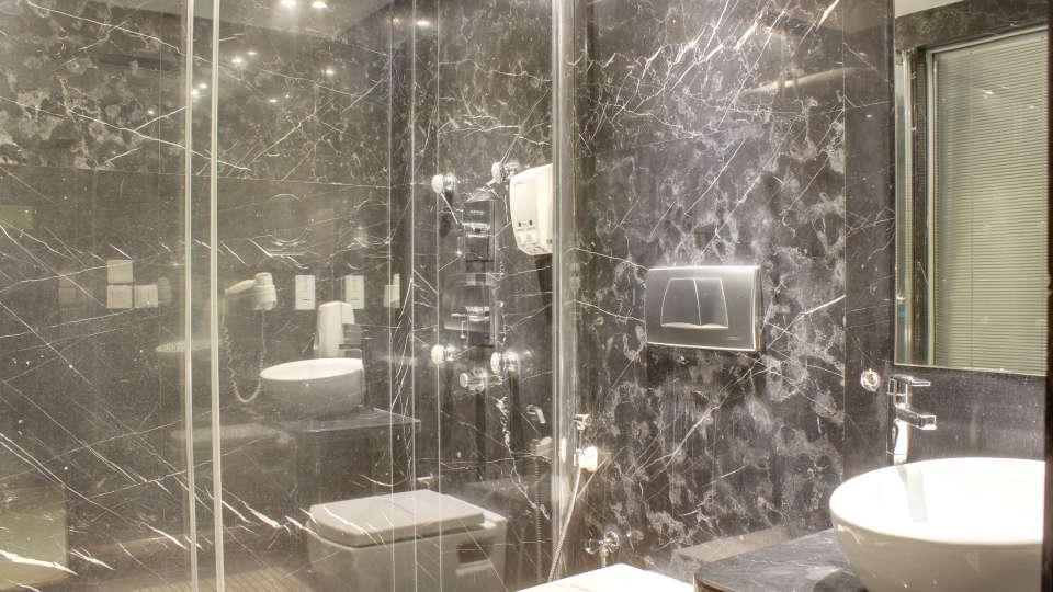 Washroom Grand Godwin New Delhi 8