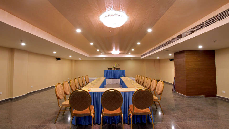 Hotel Hyderabad Grand Hyderabad Conference Hall Hotel Hyderabad Grand Telengana 2