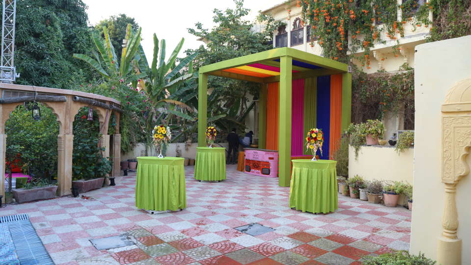 Events in Jodhpur, Hotel Jhalamand House, Conferencing and Banquet