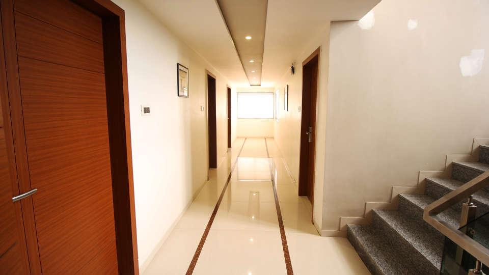 Corridor Hotel Jyoti - Rajkot Gujrat 2