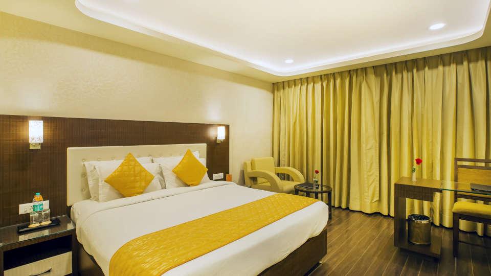 Hotel Kapish Smart, Jaipur Jaipur Deluxe Double Room Hotel Kapish Smart Jaipur