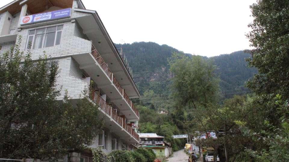 Hotel Manali Continental, Manali Manali Facade Hotel Manali Continental Manali 4