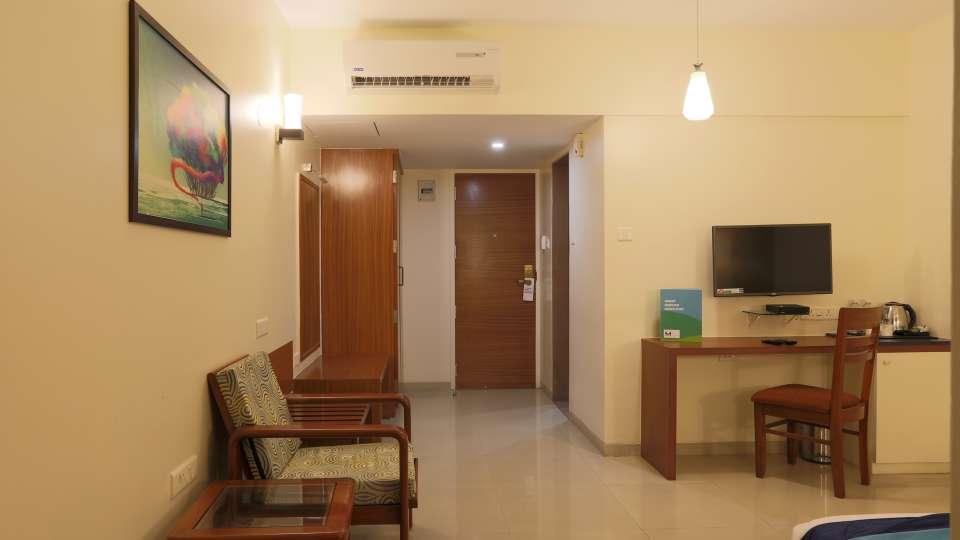 Executive Room with Balcony