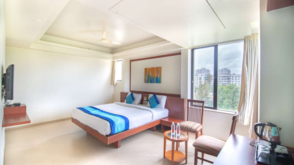 1-Executive room - Double bed 2