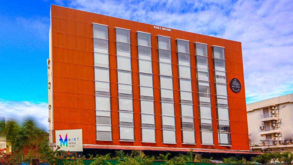 Facade Hotel Mint OTM Hyderabad
