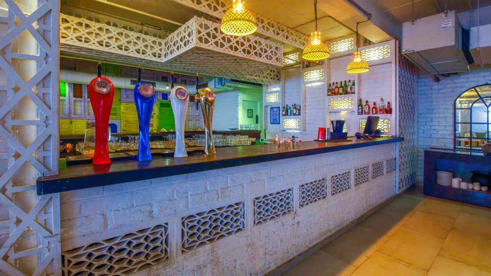 Over The Moon Restaurant Hotel Mint OTM Hyderabad 4