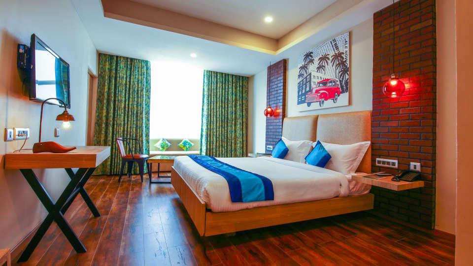 Superior Room Hotel Mint OTM Hyderabad 2