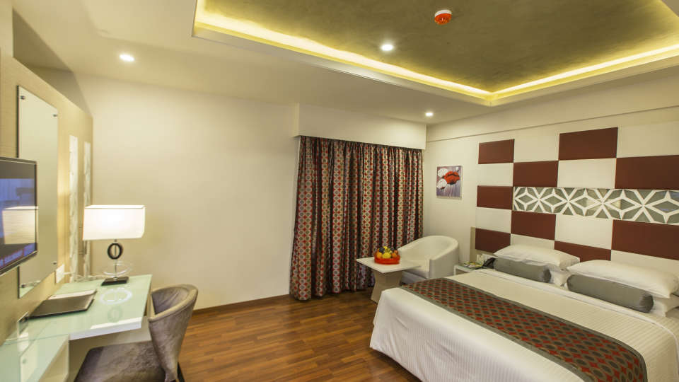 Hotel Pai Viceroy, Tirupati Tirupati Hotel Pai Viceroy Tirupathi Superior Room 1