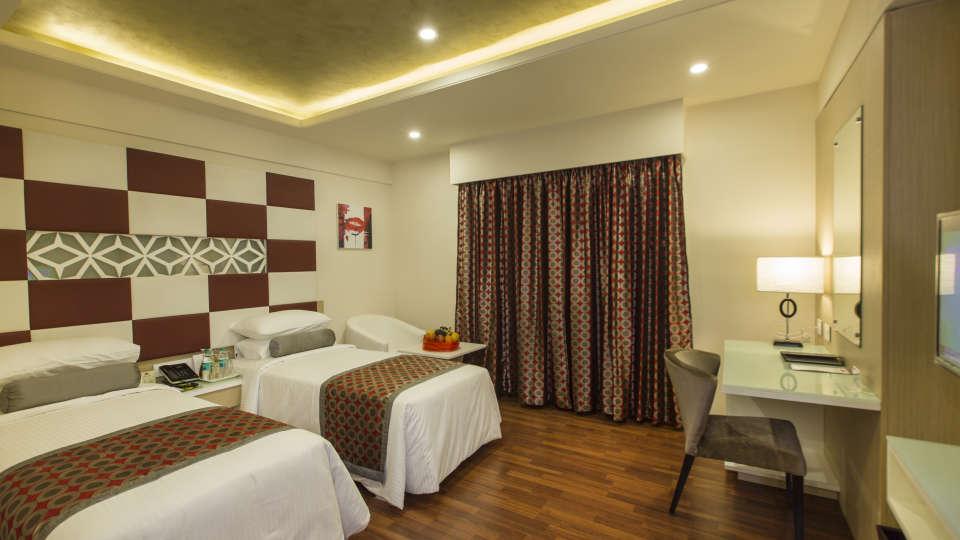 Hotel Pai Viceroy, Tirupati Tirupati Hotel Pai Viceroy Tirupathi Superior Room 5